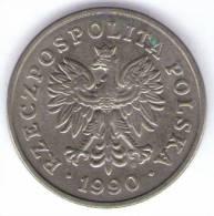 POLONIA 50 ZLOTY 1990 - Polonia