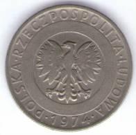 POLONIA 20 ZLOTY 1974 - Polonia