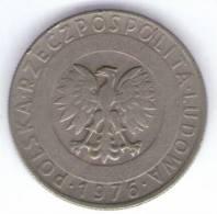 POLONIA 20 ZLOTY 1976 - Polonia