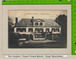 CPA  : CAMPAGNE Lez HESDIN  Chateau Du Valyvon - Francia