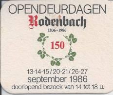 Oud Datumviltje Rodenbach   Nr 517 - Sous-bocks