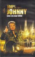 "V-S-H  Johnny Hallyday  ""  Live à La Tour Eiffel   "" - Video Tapes (VHS)"