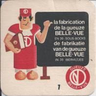 Oud Viltje Gueuze Belle-Vue   Nr 525 - Sous-bocks