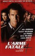 L'arme Fatale 4 °°° Mel Gibson  Danny Glover - Action, Aventure