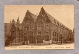 35827      Belgio,      Courtrai  -  Les  Grandes  Halles  -  Musee,  NV - Belgio