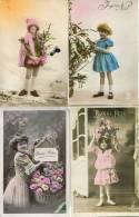 N°29046 -LOT 8 CPA Fantaisie -tous Les Scans Visibles- - Cartoline