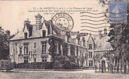21833 Saint Avertin, Chateau De Cangé. France -22 Papeghin, Paris Tours -