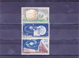 FRANCE   1962-63  Y.T. N° 1360  1361  1362  Oblitéré - Gebruikt