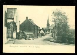 Anseghem (Anzegem)  :  Kerkstraat
