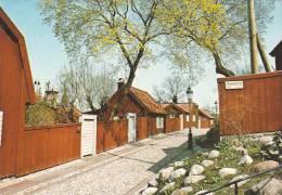 21844 STOCKHOLM. Söder Kakar. Old Buildings On Söder. Ultraforlaget AB