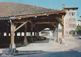 21845  LA COTE St ANDRE - Les Halles - (38 - Isère) 3.00.11.0001 Cim 38.130