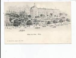 06 NICE HOTEL LITHO - Cafés, Hôtels, Restaurants