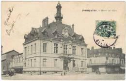 Commentry Hotel De Ville VDC - Commentry