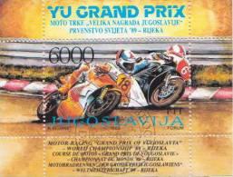 Yugoslavia CTO SS - Motorbikes