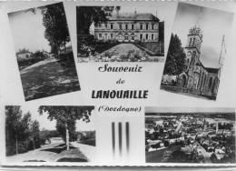 CPM 24 SOUVENIR DE LANOUAILLE  1957 Grand Format - France