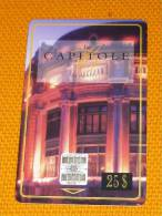 Quebec - Capitole Hotel Chip Card - Cartes D'hotel