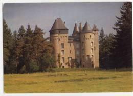 NOIRETABLE  - Château De La Croix De Guirande .-   CPM - Noiretable