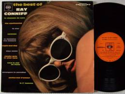 RAY CONNIFF  LP BIEM The Best Of / Parlez-moi D'amour  EX / EX  Parfait état - Blues