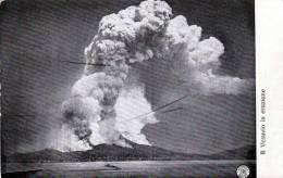 Italien - IL VESUVIO In Eruzione 1910 - Unclassified
