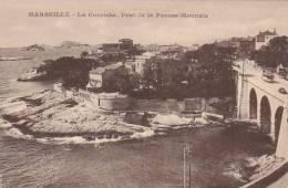 France Marseilles La Corniche Pont de la Fausse Monnaie