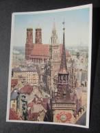 Postkarte CPM Card München Munich Allemagne Deutschland  Bayern  Bavière - Muenchen
