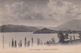 CPA - 39 - JURA - Lac Du Bourget -Chateau De Chatillon - Andere Gemeenten