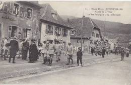 Bitschwiller 68 - Militaria - Rue Principale - Non Classés