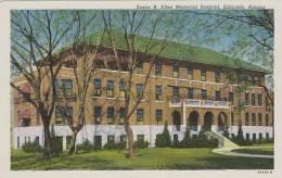 Kansas Eldorado Susan B Allen Memorial Hospital