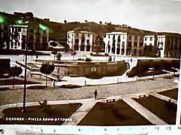 COSENZA PIAZZ  XXVIII OTTOBRE BELLO SCORCIO V1942  ED12861 - Cosenza