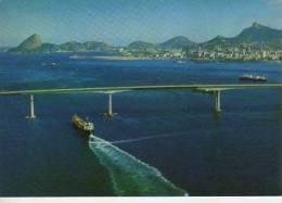 PONTE PRESIDENTE COSTA E SILVA   OHL - Rio De Janeiro