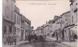 2.   SAINTE-MENEHOULD   -  Rue  Chanzy - Sainte-Menehould