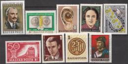 Hungary Mint Never Hinged Lot