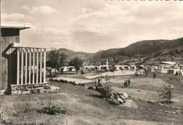 CPA-1963-63-CLERMONT FERRANT-CEYRAT-TERRAIN MUNICIPAL DE CAMPING-TBE - Clermont Ferrand