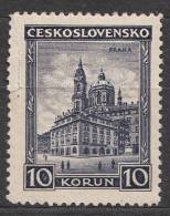 Czechoslovakia 1929 Mi#394b, Look For Damages On Scan, Mint Hinged