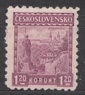 Czechoslovakia 1926 Mi#249b, Mint Hinged