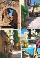 220213G Lot De 27 CPM Couleur Vierges Pour Courrier : Dep.83 (Var) Le Castellet - Cartes Postales