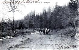 Prestigieuse Collection Du Circuit D'Auvergne - La Havane N° 37 - Descente Des Bois De Bourg-Lastic - Altri Comuni