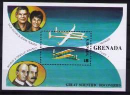GRENADA  Scientific Discoveries - Wissenschaften