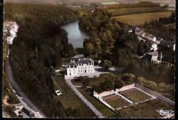 Belgique - Luxembourg - Habay-la-Neuve -Château Du Chatelet - Vue Aérienne - Dos écrit - Habay