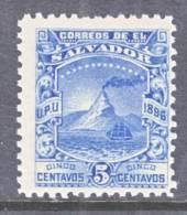 El Salvador 157e  *  Original  No Wmk. - El Salvador