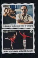 Cuba MNH 2012  Ballet - Cuba