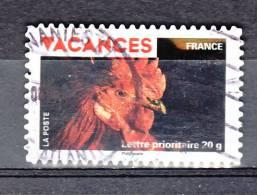 FRANCE / 2009 / Y&T N° AA 321 : Vacances (coq) - Usuel - France