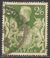 Gran Bretagna 1942 Usato - Mi. 228 - 1902-1951 (Re)