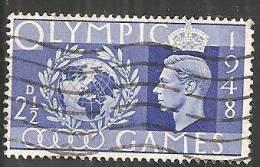 Gran Bretagna 1948 Usato - Mi. 237 - 1902-1951 (Re)