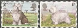 Gran Bretagna 1979 Usato - Mi. 781; 783 - 1952-.... (Elisabetta II)