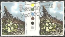 Gran Bretagna 1979 Usato - Mi. 785 Coppia - 1952-.... (Elizabeth II)