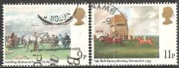Gran Bretagna 1979 Usato - Mi. 793; 795 - 1952-.... (Elisabetta II)