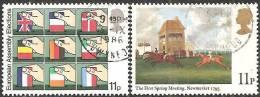 Gran Bretagna 1979 Usato - Mi. 791; 795 - Usati