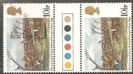 Gran Bretagna 1979 Usato - Mi. 794 Coppia - 1952-.... (Elisabetta II)