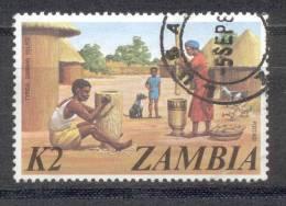 Zambia Sambia 1975 - Michel 154 O - Zambia (1965-...)